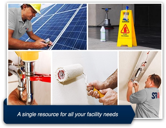 Building Maintenance Office Cleaning Services