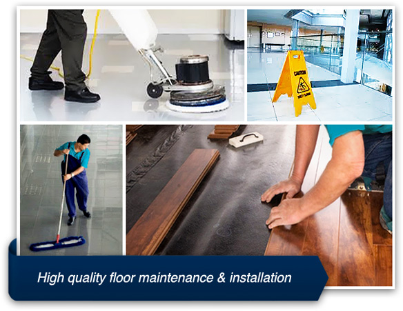 Floor Care Amp Installation Office Cleaning Services