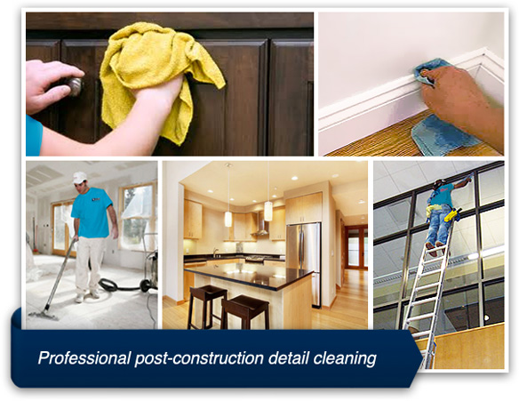 Construction Clean Up Office Cleaning Services