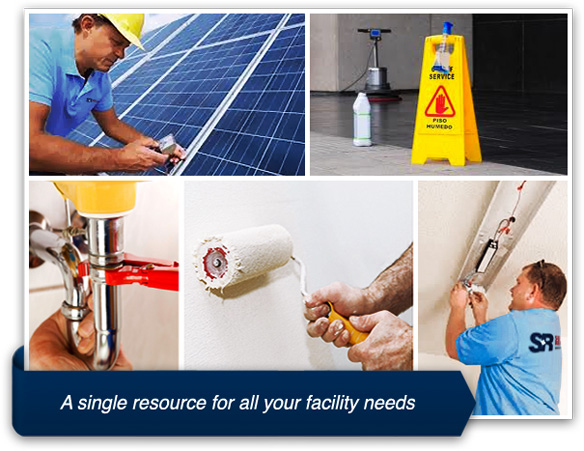 Building Maintenance Companies : Building maintenance office cleaning services