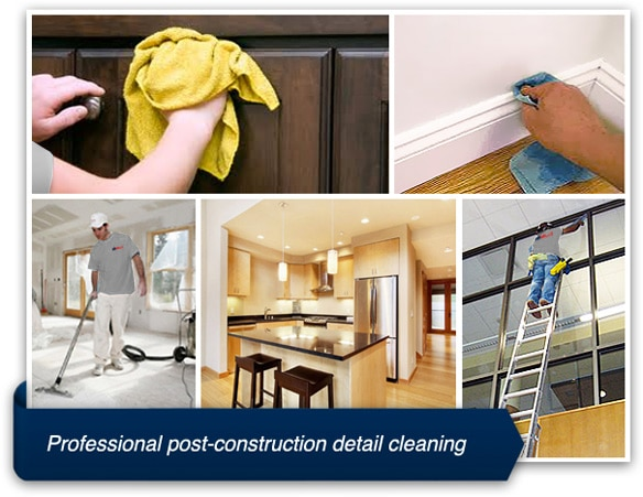 We Offer The Best Post Construction Cleaning Services In The Los Angeles  Area.